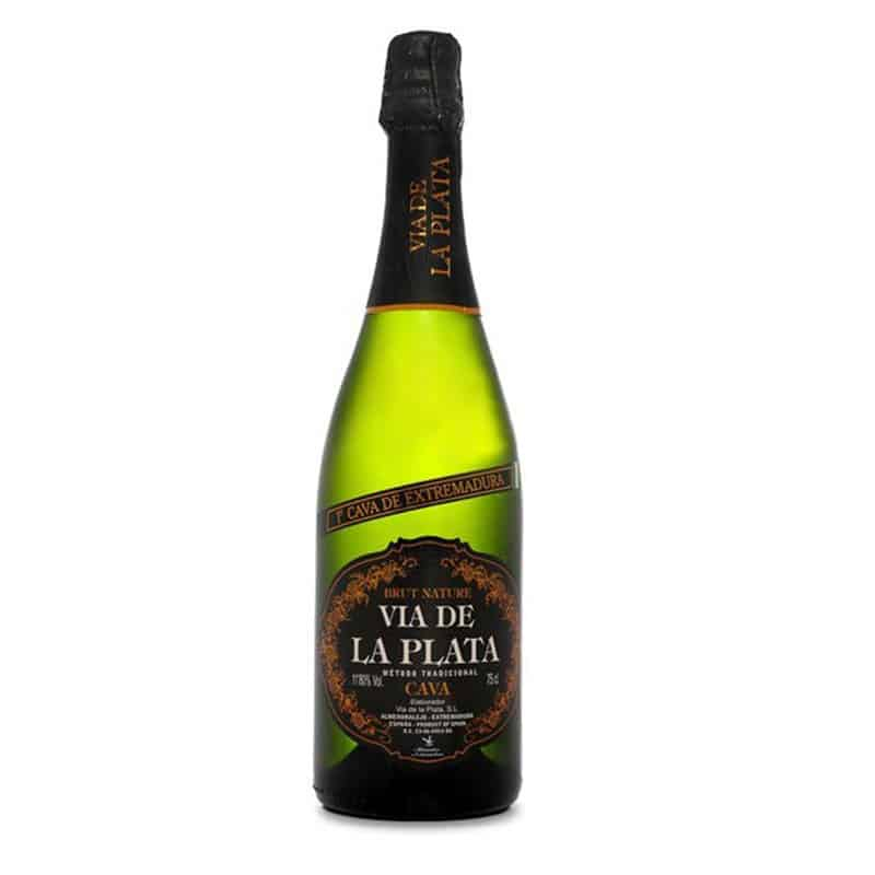 Cava via de la plata Brut Nature