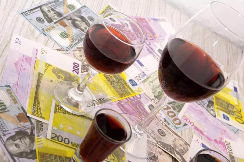 Precio del Vino